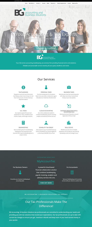 BGABS Homepage