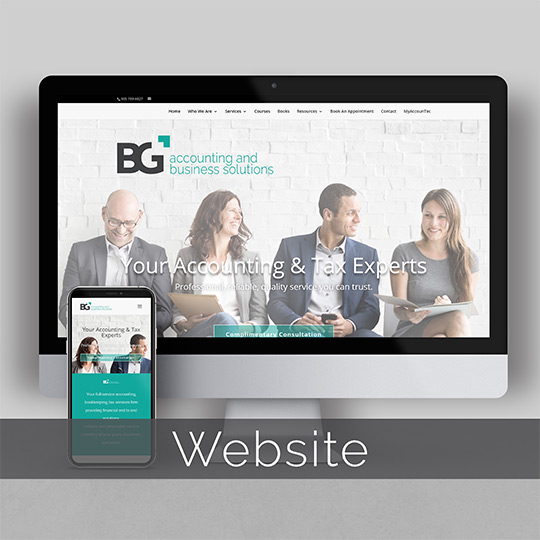 BGABS Website