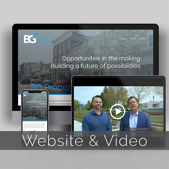 BGPH Website & Video